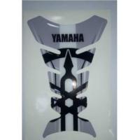 Prc Tank Pad Üniversal Yamaha Gri Siyah
