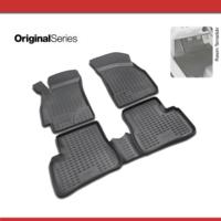 Blackstone Volkswagen Scirrocco 3D Paspas 2014 ve üzeri