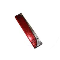 Oto Alüminyum Güneşlik Ön Cam Kırmızı 130x60