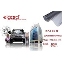Elgard Super Perfprmance 2-Pyl Orta Koyu Cam Filmi Dc-20 (152Cmx31m)