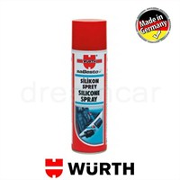 Würth Silikon Sprey 500 Ml. Made İn Germany