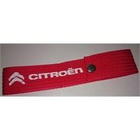 Citroen Çıtçıtlı Tampon Çeki İpi Kırmızı 10 Lu