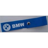 Bmw Çıtçıtlı Tampon Çeki İpi Mavi 10 Lu