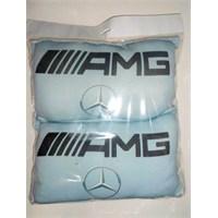 Mercedes ///Amg Boyun Yastığı Minderi