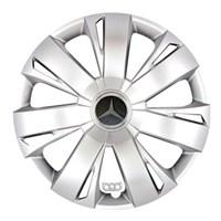 Bod Mercedes 16 İnç Jant Kapak Seti 4 Lü 611