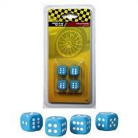 Dreamcar Mavi Zar Sibop Kapağı 4'lü Set 8010106