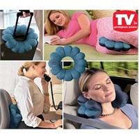 Total Pillow Şekilden Şekle Giren Seyahat Yastığı 51902