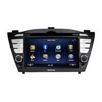 Necvox Dvn -P 1019 Hyundai İx35 Platinum Navigasyonlu Multimedya Kamera Dvd Mp3 Tv Anteni Geri Görüş Kamerası