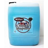 Willer extra kıvamlı cilalı oto şampuanı(5LİTRE)