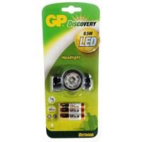 Gp Discovery 0.5W Led Kafa Lambası 1Xbeyaz 1Xkırmızı