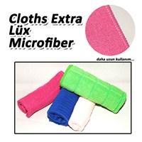 Cloths Extra Lüx Microfiber Havlu Kurulama Bezi BK1PK