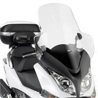 Gıvı D318st Honda Sw-T 400-600 (09-15) Rüzgar Sıperlık