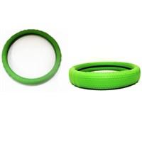 Schwer Plastik Direksiyon Kılıfı Yeşil