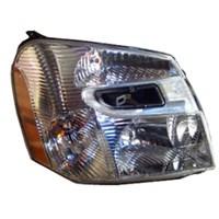 Chevrolet Eqınox- 05/06 Far Lambası Sağ Manuel Sarı Reflektörlü