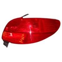 Peugeot 206- 99/03 Stop Lambası Sağ Kırmızı 3/5 Kapı