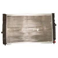 Audı A4- 95/99 Su Radyatörü Manuel 2.4/2.5Tdı Alüminyum