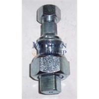 Mıtsubıshı Canter- Kamyon Fe449- 90/97 Arka Bijon+Somun Sol