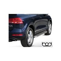 Bod Audi Q5 Hitit Krom Yan Koruma 2009-2016