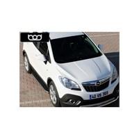 Bod Opel Mokka Hitit-X Silver Yan Koruma 2013-2016