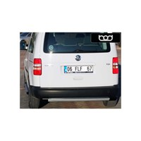 Bod Vw Caddy Maxi Gordion Arka Koruma 2008-2010
