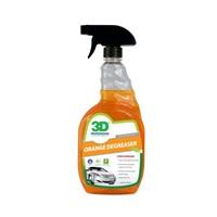 3D Orange Cleaner Agresif Temizlik 750 Ml