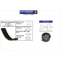 Hutchınson Kh139 Eksantrik Gergi Kiti (124X220 Brava 1.2 16V-Bravo I-Iı 1.2 -1.4-Doblo 1.4-Lınea 1.2 -Mare-Palıo 1.2