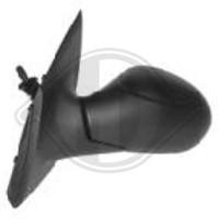 Eurocell Em-502Ehs R Dıs Dikiz Ayna Sag (Elektrıklı - Isıtmalı) C2 Sıyah - Isı Sensörlu (03->)
