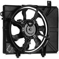 Hmc 253801C110 Radyator Fanı Komple Getz 02->