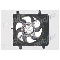 Hcc 2538017800 Radyator Fanı Komple Accent 1,5 Dızel Tcı 00->06 Sohc