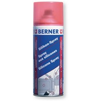 Berner Silikon Sprey 400 Ml Germany