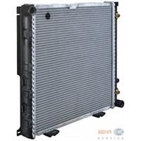 Bsg 60520013 Radyatör 486X488x32 Manuel - Marka: Ml - W124 - Yıl: 85-93 - Motor: M102