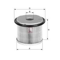 Pj 1606451188 Yakıt Filtresi Dizel Partner-Berıngo-Expert-Scudo 1.9D-P306-P406-Xsara-Zx-Xantıa