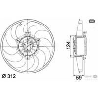 Bosch 0204125951 Westinghause Fluence 1.6 16V-2.0 16V-1.5 Dci 2010=> Mgn Iıı 1.6 16V 09=>
