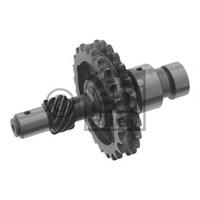 Laso 20050133 Distirbitör Dişlisi (Çift Sıra) - Marka: Ml - W124/201 - Yıl: 89-93 - Motor: M102