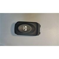 Renault Clıo - Kango - Megane I 5 Pin Siyah Cam Düğmesi