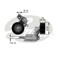 Hutchınsonyy T1008 Alternatör Gergı Rulmanı (Kutuklu) P206-306-406-Partner-Berlıngo-Jumpy-Xsara-Scudo-Xantıa 1.9D(Xud9)