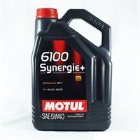 Motul 6100 Synergıe+ 5W40 4 Litre