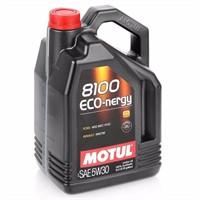 Motul 8100 Eco-Nergy 5W30 5 Litre