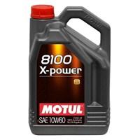 Motul 8100 X-Power 10W-60 5 Litre
