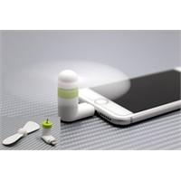 Modacar Iphone 5-6 Telefonlara Pratik Serinletici Fan 104661