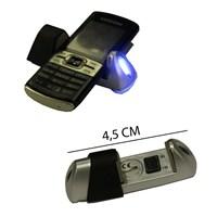 Z tech 7 renk Led Işıklı Telefon Tutacağı