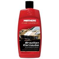Mothers® California Gold® Brezilya Carnauba Temizleyici Cila (Sıvı) 473 Ml