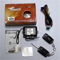Dreamcar Inwells 3208 Uzaktan Kumandalı,Sustalı Açma-Kapama Sistemi 12V Sinyalli 3208