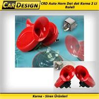 CarDesign Auto Horn Dat dat Korna 2 Li + Roleli