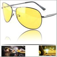ModaCar 4 Mevsim Kullanım Sürüş Gözlüğü Sis Gözlüğü + GÖZLÜK TUTUCU HEDİYELİ 33C005