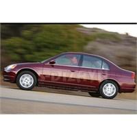 S-Dizayn Honda Civic Cam Çıtası 4 Prç. P.Çelik (2002-2006)