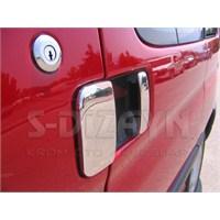 S-Dizayn Peugeot Partner Kapı Kolu 4 Kapı P.Çelik (1996-2008)
