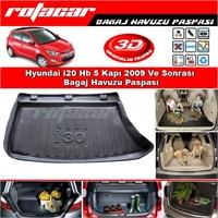 Hyundai i20 2009-2014 Bagaj Havuzu Paspası