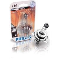 Philips H4 % 30 Fazla Işık UZUN/KISA Far Ampülü 85b12342