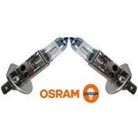 Osram H1 Tip Ampül Seti NIGHT BRAKER UNLIMITED % 110 Fazla 90c64150nbr